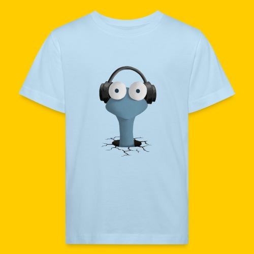 Musicworm - Ekologisk T-shirt barn