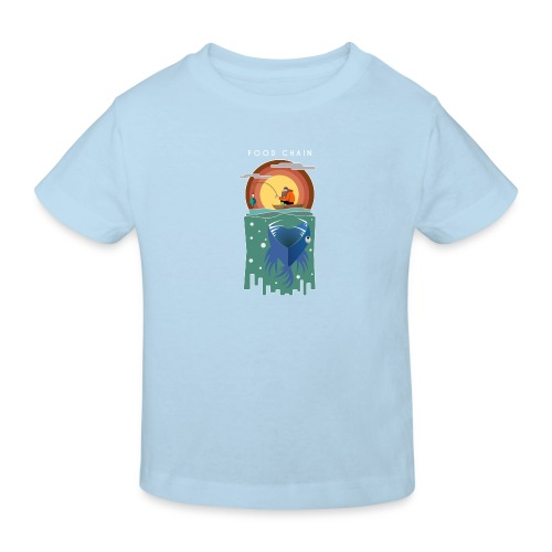 Food chain - T-shirt bio Enfant