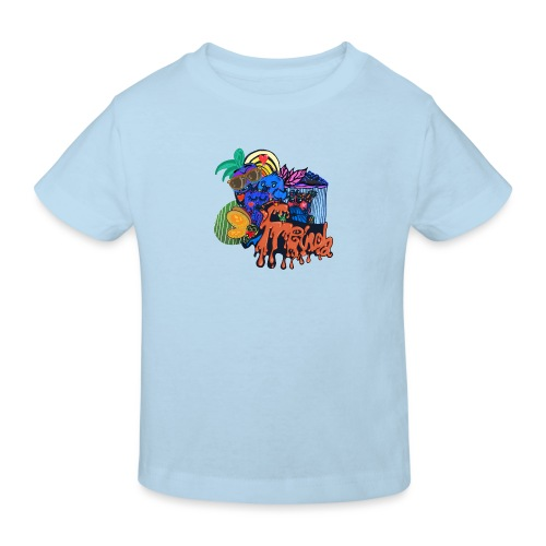 Freinds - Organic børne shirt