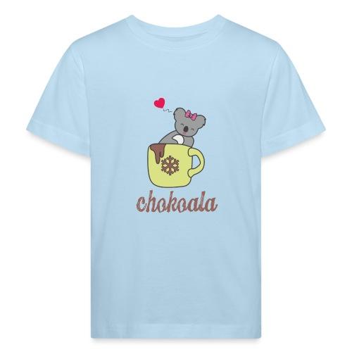 Chokoala - Kinder Bio-T-Shirt