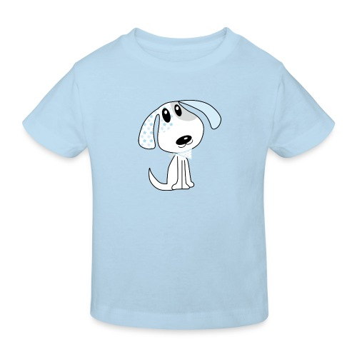 Doggie Boy   Zensitivity - Kinderen Bio-T-shirt
