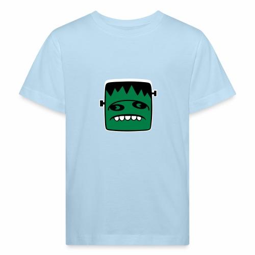Fonster pur weißer Rand - Kinder Bio-T-Shirt