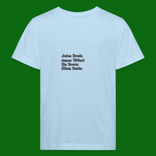 Glog names - Kids' Organic T-Shirt