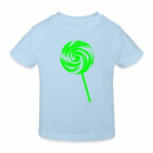 Retro Lolly - Kinder Bio-T-Shirt