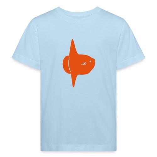 Mondfisch - Mola Mola - Kinder Bio-T-Shirt