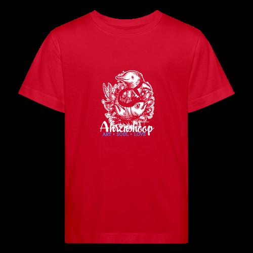 geweihbär Ahrenshoop 2018 - Kinder Bio-T-Shirt