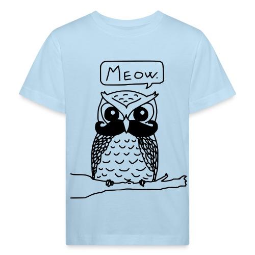 Meowl - Ekologisk T-shirt barn