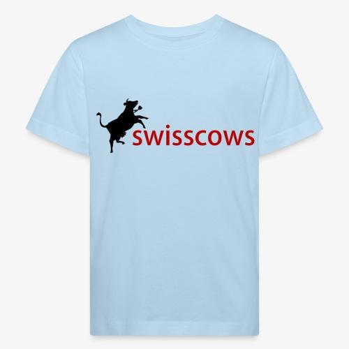 Swisscows - Kinder Bio-T-Shirt
