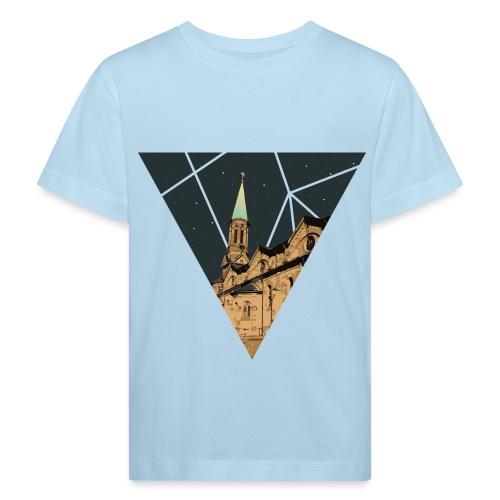 Kirche St Barbara Forst - Kinder Bio-T-Shirt