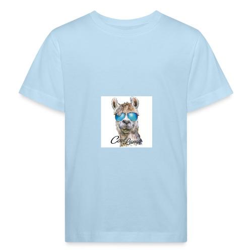 Cool Lama - Kinder Bio-T-Shirt