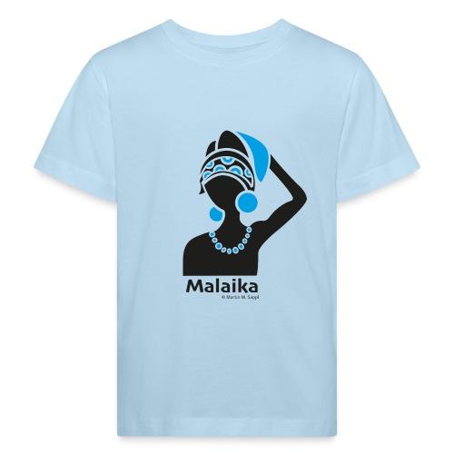 Malaika - Afrika Frau - Kinder Bio-T-Shirt