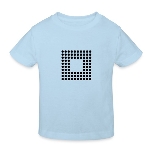 Minimal Square - Camiseta ecológica niño