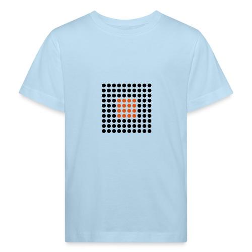 Square Dots - Camiseta ecológica niño