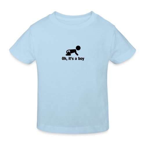 Baby Boy - Kinder Bio-T-Shirt