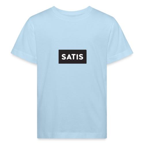satis - T-shirt bio Enfant