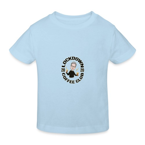 Lockdown Coffee Club 2020 - Kids' Organic T-Shirt