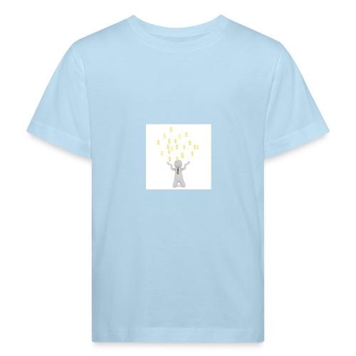 money - Kinder Bio-T-Shirt