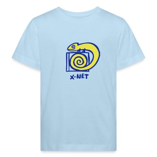 xnet vektor cham - Kinder Bio-T-Shirt