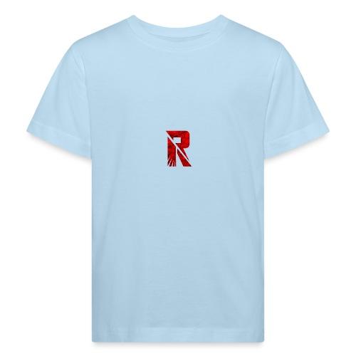 RaZe R Logo - Kids' Organic T-Shirt