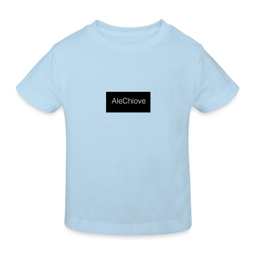 Name AleChiove - Maglietta ecologica per bambini