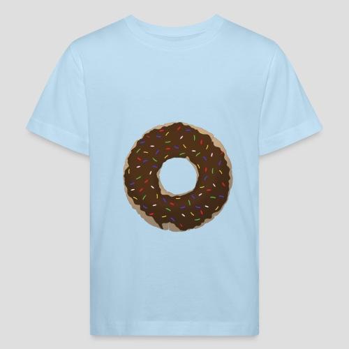 Wähle deinen Donut - Schoko | für Alle - Kinder Bio-T-Shirt