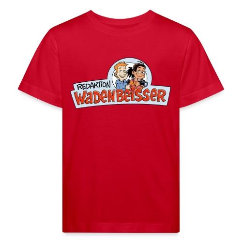 Teenager Premium Langarmshirt Logo - Kinder Bio-T-Shirt