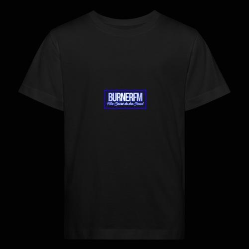 BurnerFM Hier Sürst du den Sound - Kinder Bio-T-Shirt