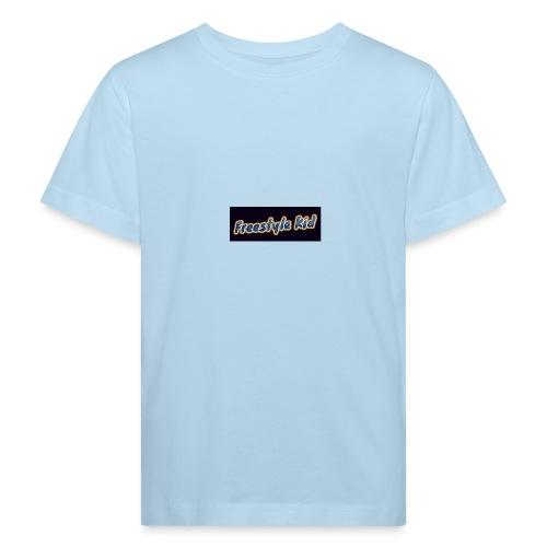 Freestyle Kid - Kids' Organic T-Shirt