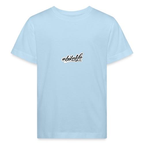 Bike life - Kids' Organic T-Shirt