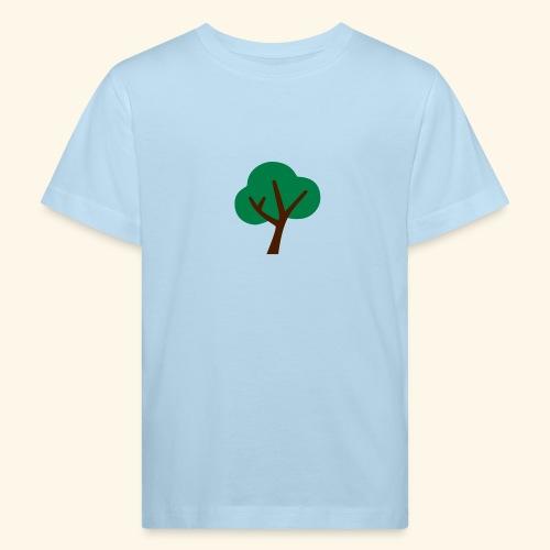 baum - Kinder Bio-T-Shirt