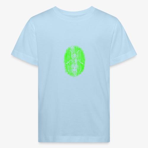Fluga Green - Ekologisk T-shirt barn