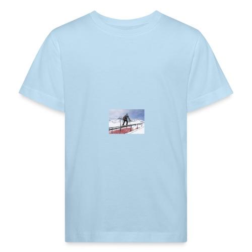 Freeski - Kinder Bio-T-Shirt