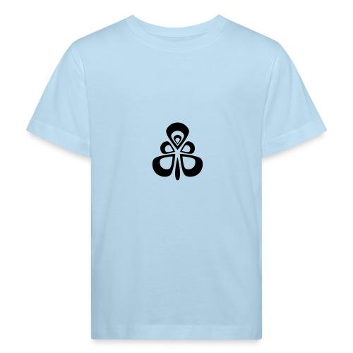 Abstract Rmx - Camiseta ecológica niño