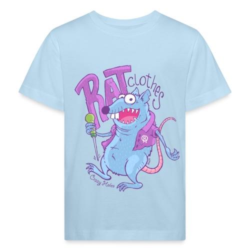 RAT clothes - Maglietta ecologica per bambini