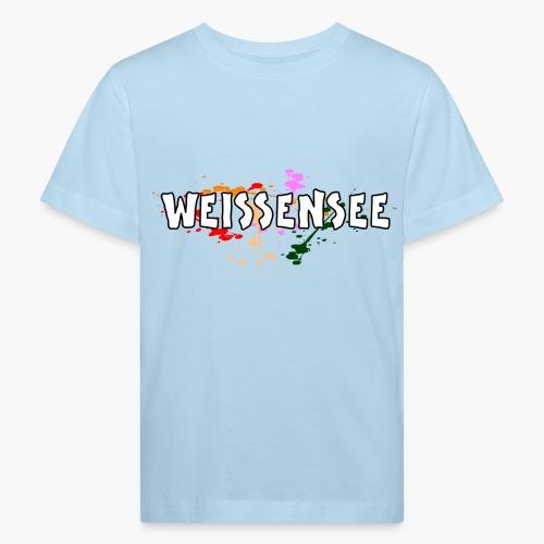 Weissensee - Kinder Bio-T-Shirt