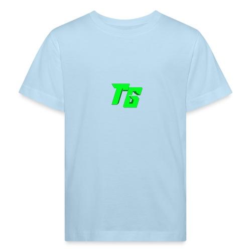 Tristan Jeux marchandises logo - T-shirt bio Enfant
