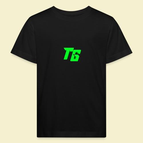 TristanGames logo merchandise - Kinderen Bio-T-shirt