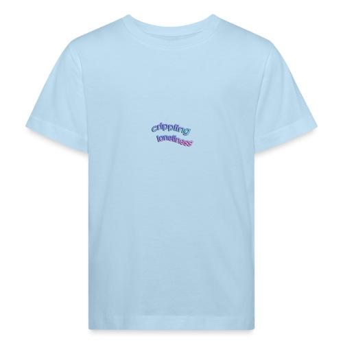Crippling Loneliness - Camiseta ecológica niño