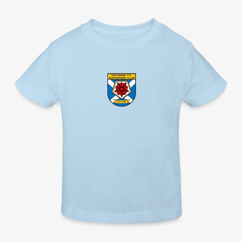 Montrose FC Supporters Club - Kids' Organic T-Shirt