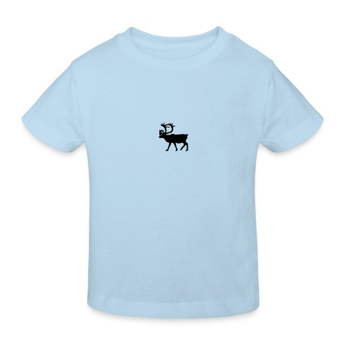 Le Caribou - T-shirt bio Enfant