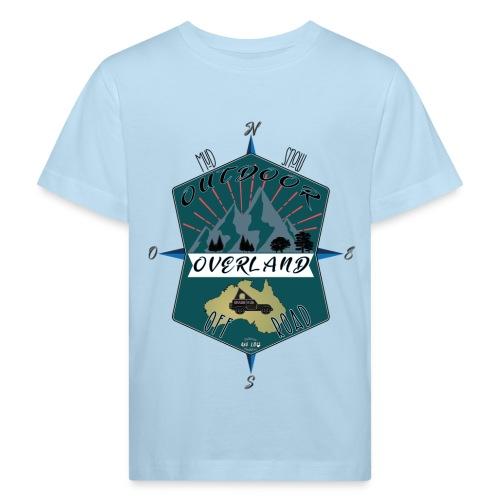 22 Overland - Camiseta ecológica niño