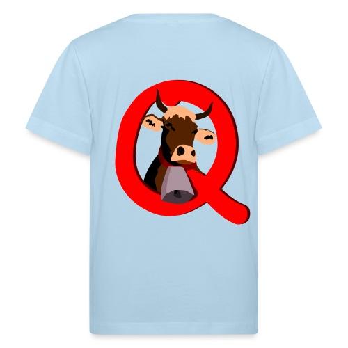 Q=kuh - Kinder Bio-T-Shirt