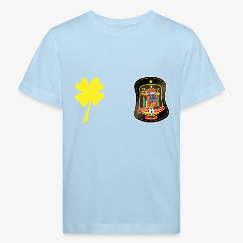 Trébol de la suerte CEsp - Camiseta ecológica niño