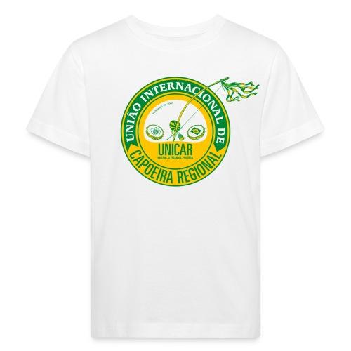 Unicar front vektor - Kinder Bio-T-Shirt