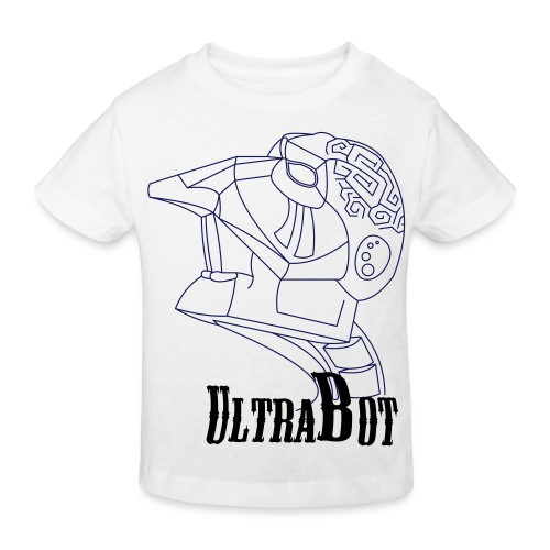 ultrabot - Kinder Bio-T-Shirt