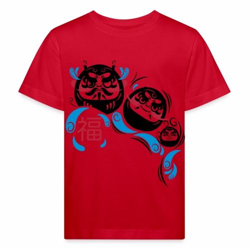 Daruma spirit - Maglietta ecologica per bambini