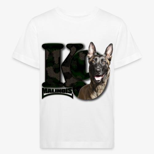 malinois k-9 - T-shirt bio Enfant