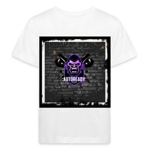 Readygarage0001 - Camiseta ecológica niño