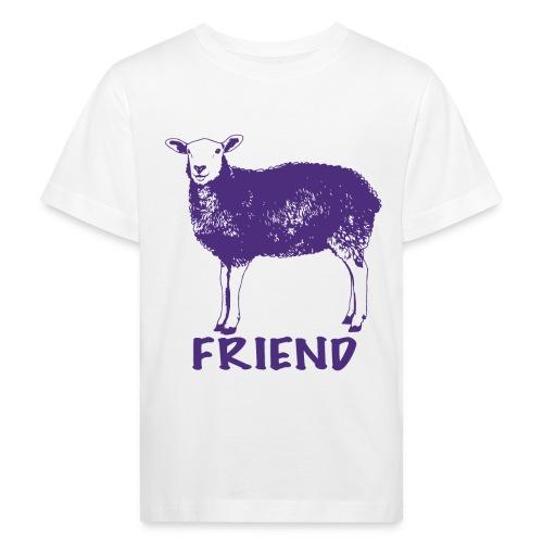 kids merch sheep Marion - Kids' Organic T-Shirt