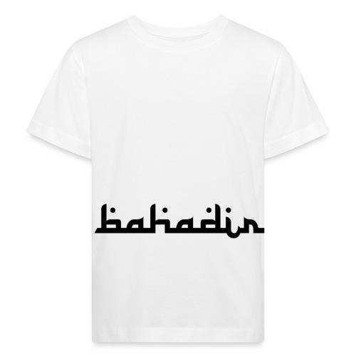 bahadir logo1 png - Kinder Bio-T-Shirt